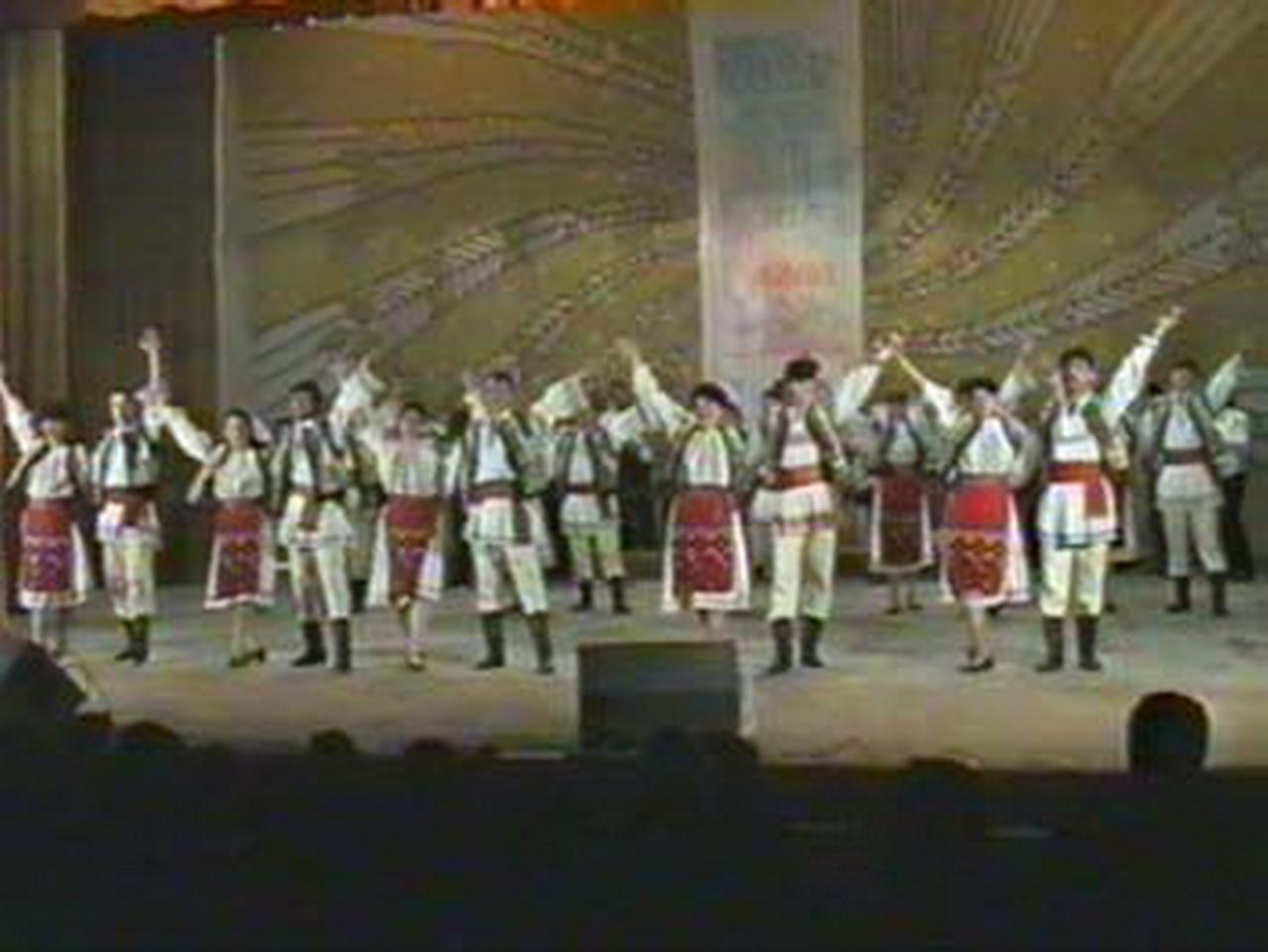 1995 - Ansamblul \'\'Floricica\'\' - Romania