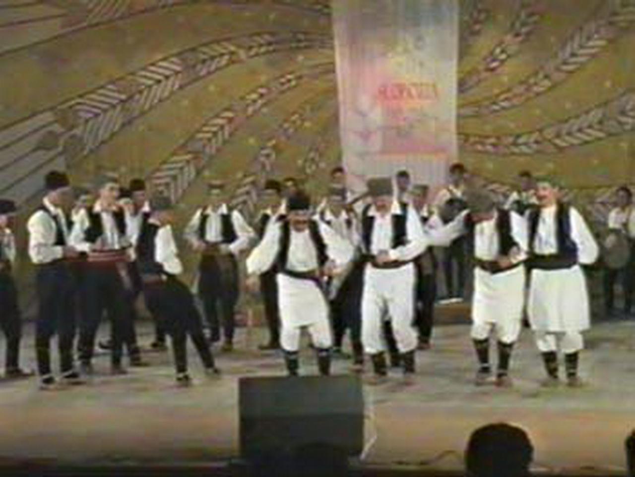 1995 - Ansamblul \'\'Zapis\'\' - Serbia