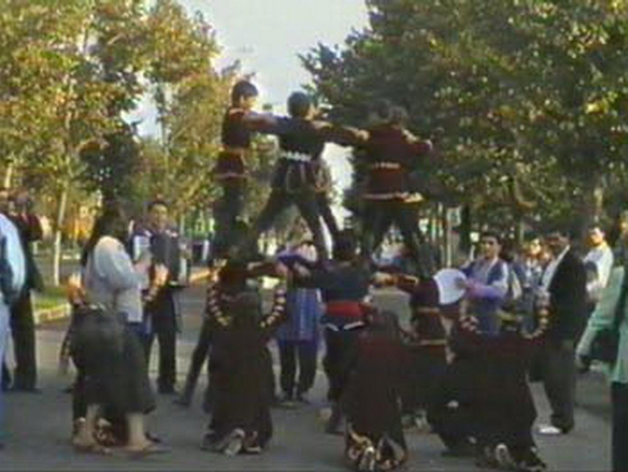 1997 - Ansamblul folcloric ''Masis'' - Armenia