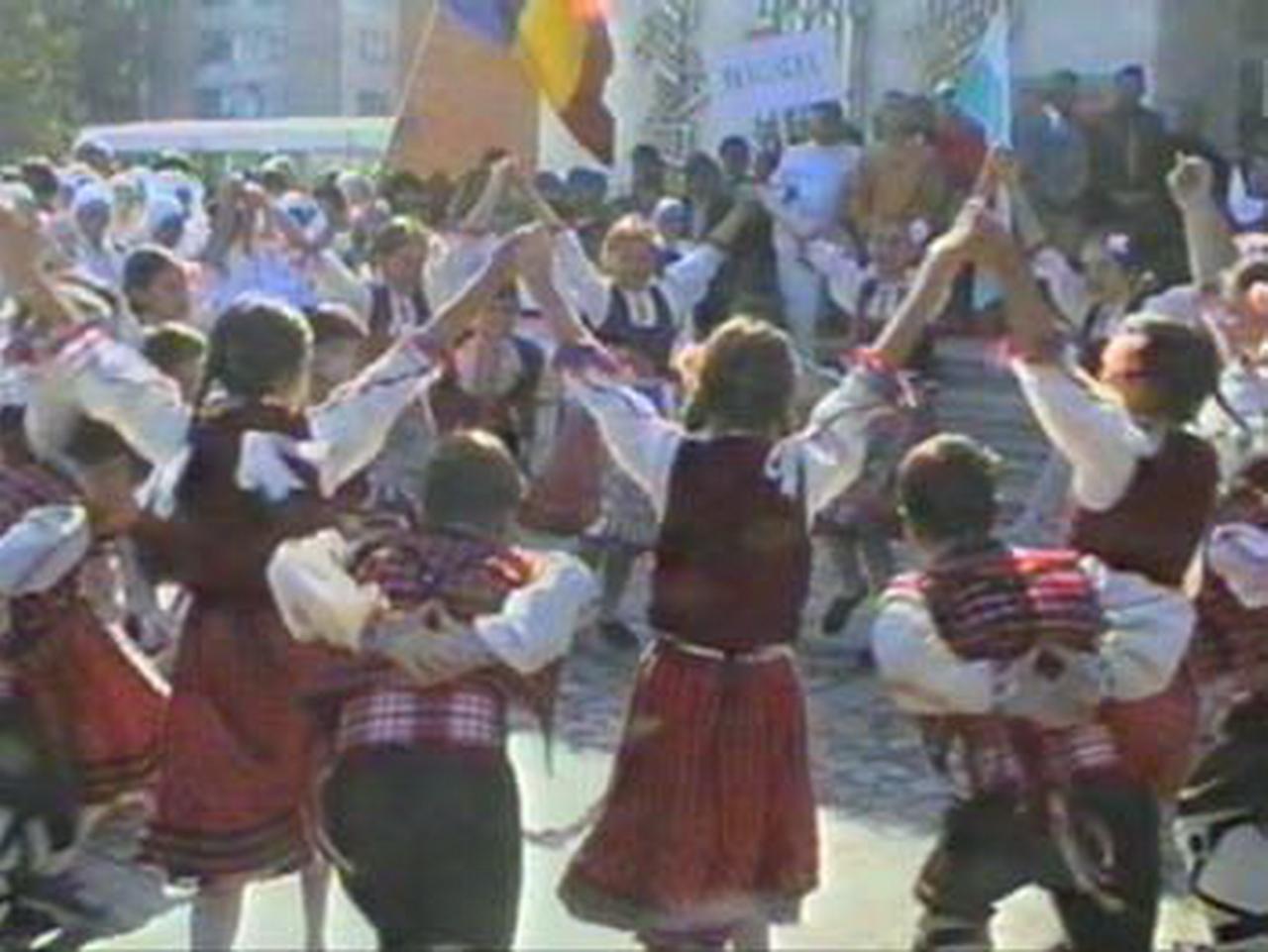 1997 - Ansamblul folcloric \'\'Nicola Vaptarov\'\' - Bulgaria