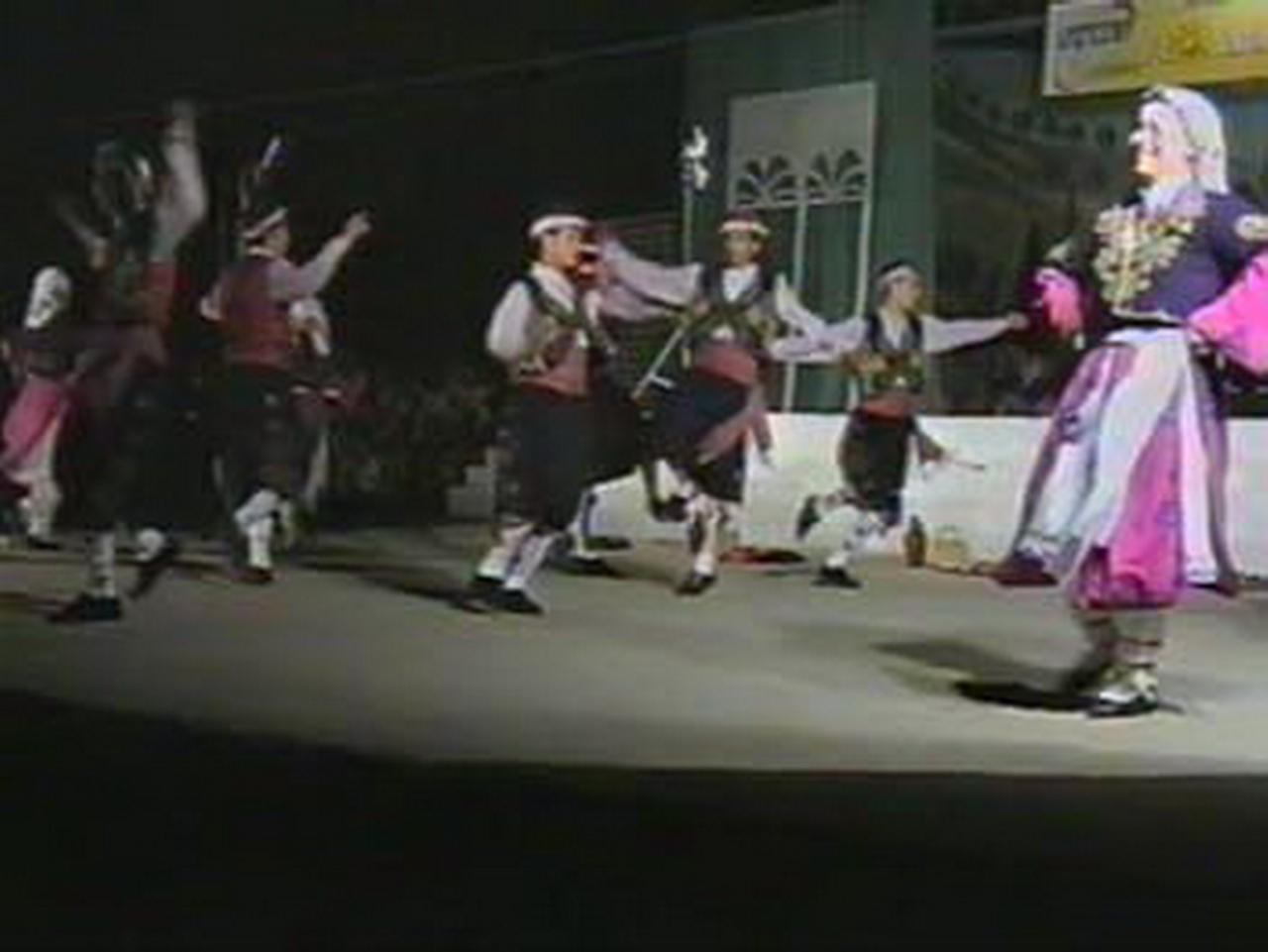 2000 - Ansamblul folcloric \'\'Alaykoy Kultur and Art Association\'\' - Cipru
