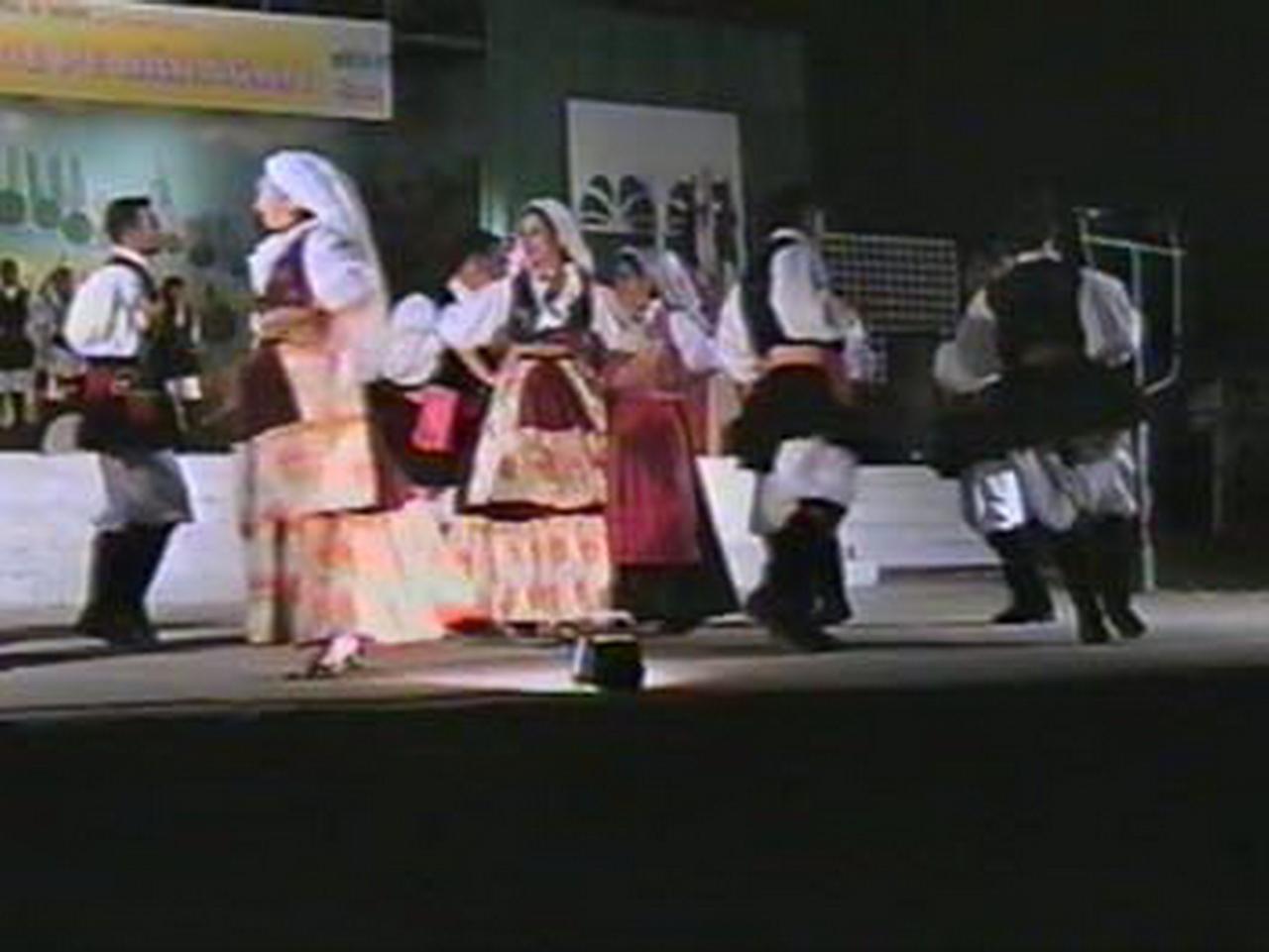 2000 - Ansamblul folcloric \'\'Sant Aleni\'\' - Italia