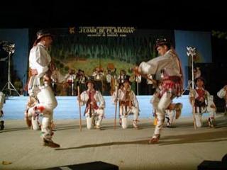 2001 - Ansamblul folcloric ''Doina Baraganului'' - Romania