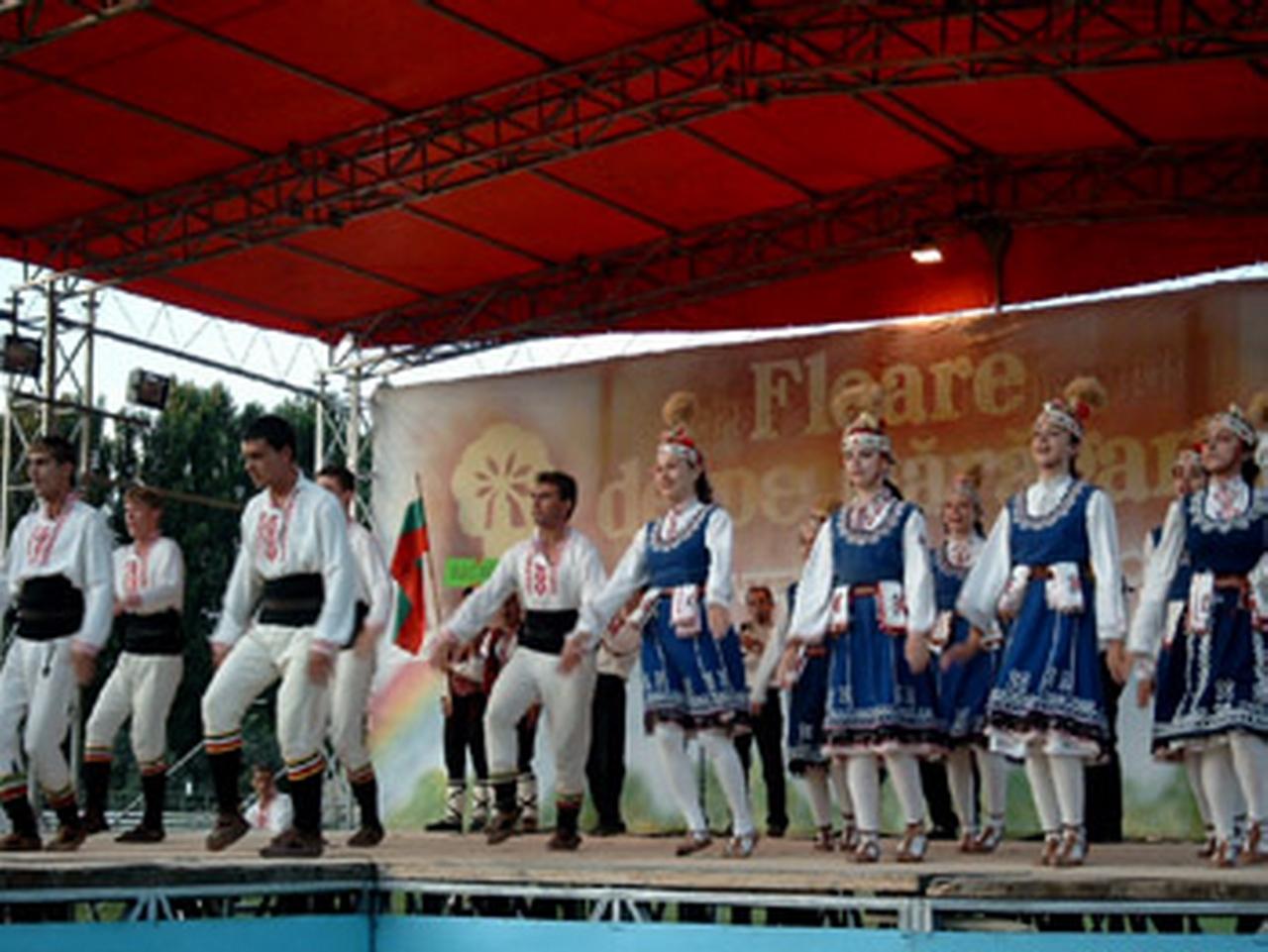 2003 - Ansamblul folcloric din Inzovo - Bulgaria