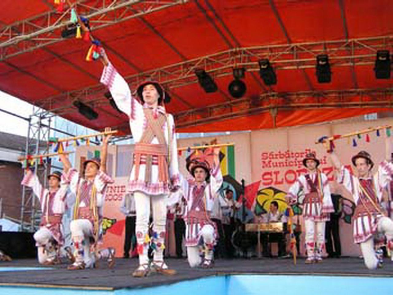 2005 - Ansamblul Folcloric \'\'Doina Baraganului\'\' - Romania