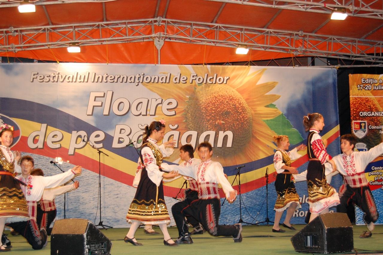 2008 - Ansamblul folcloric \'\'Makamliicheta\'\' - Bulgaria