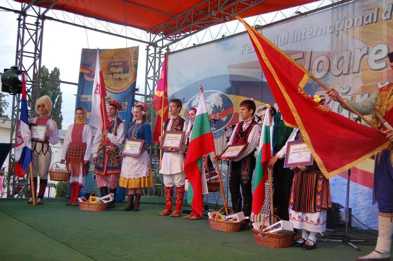 Festivitatea de inchidere a festivalului