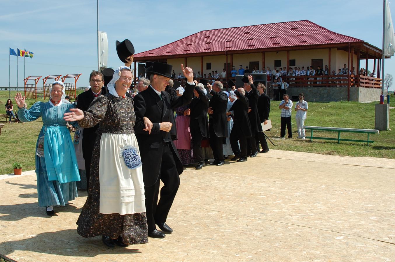 Old WestFrisian Dancinggroup Wijdenes – Olanda