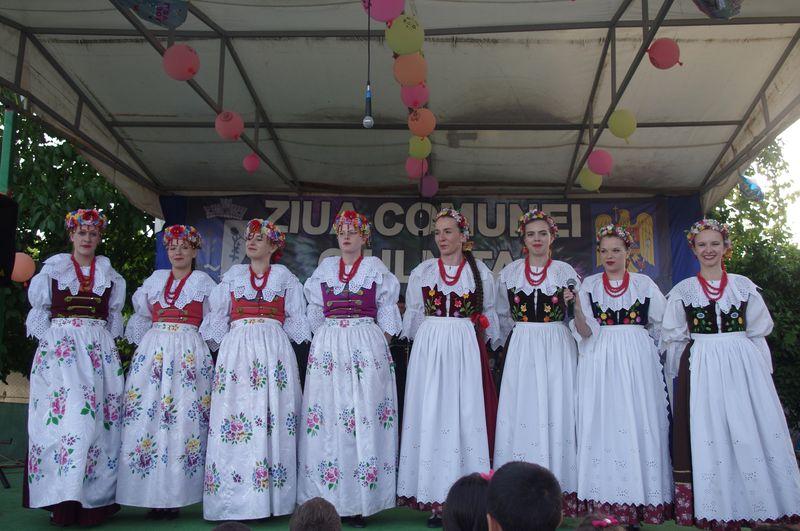 Ansamblul ''Silesianie'' - Polonia -Ciulnita