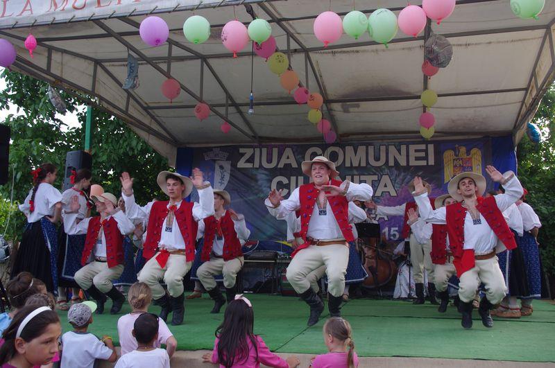 Ansamblul ''Silesianie'' - Polonia -Ciulnita_5