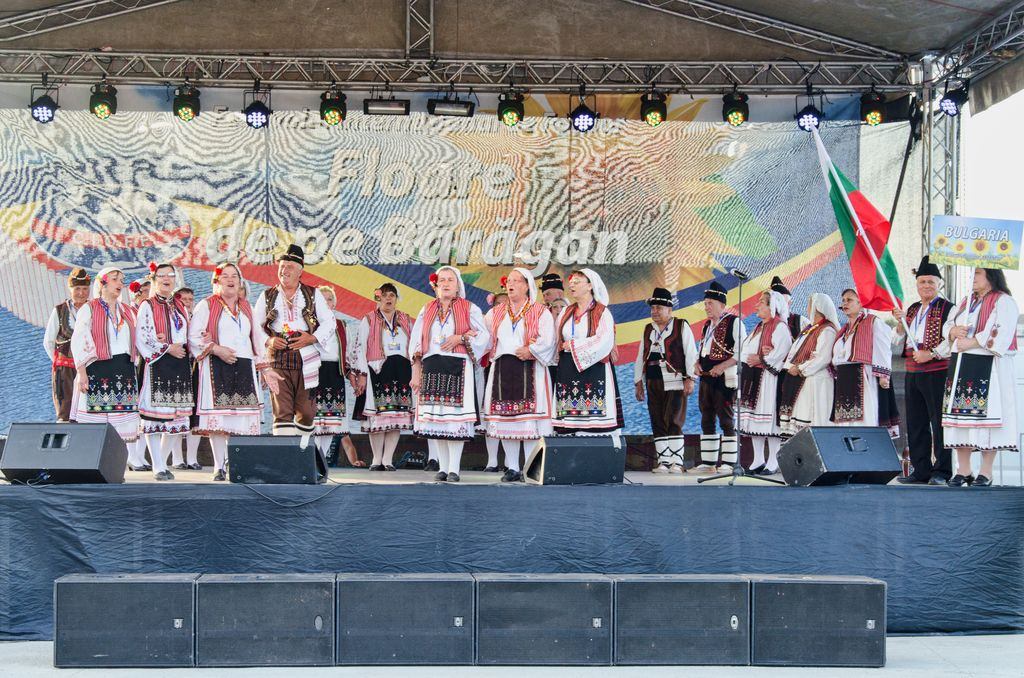Bulgaria Razgrad - spectacol