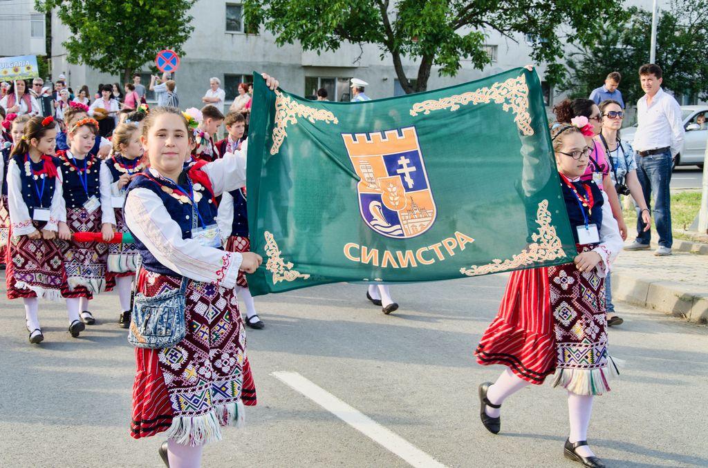 Bulgaria Silistra - parada