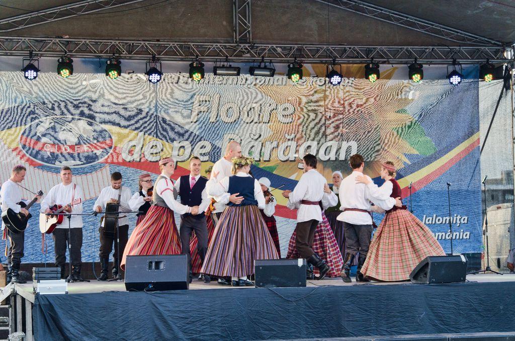 Letonia - spectacol
