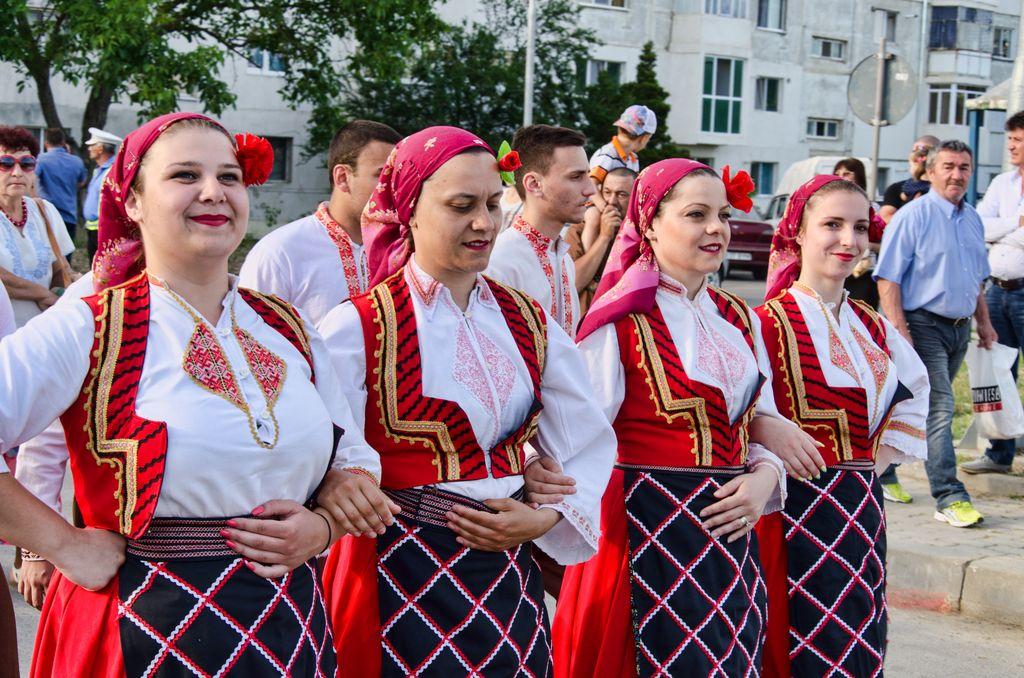 Macedonia - parada