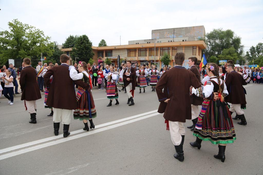 Parada portului popular_Polonia