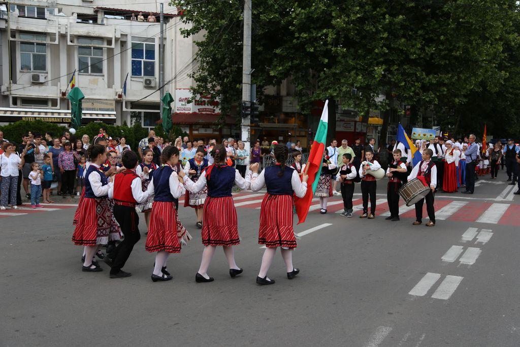 Parada portului popular_Bulgaria