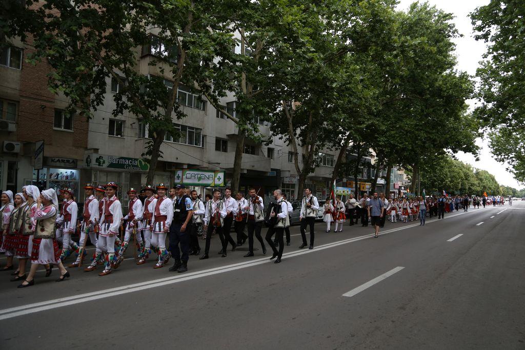 Parada portului popular_Slobozia