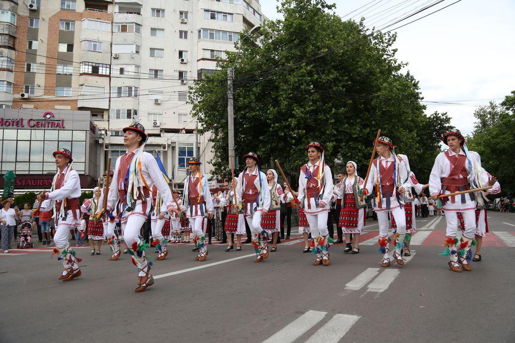 Parada portului popular_Slobozia_