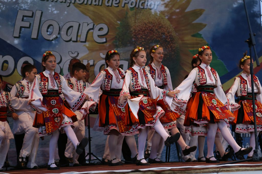 Spectacol Slobozia-Bulgaria